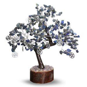 Edelsteine Sodalith Baum - Schutz - Groß