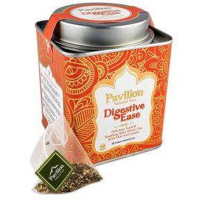 Ayurvedischer Kräutertee Digestive Ease BIO - Biologisch, Koffeinfrei und Vegan