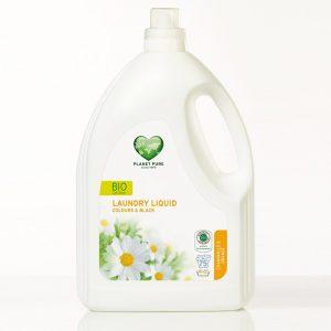 Flüssigwaschmittel Schwarz/Farbe Kamille Orange (3 Liter)