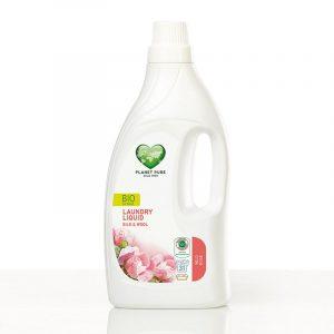 Flüssigwaschmittel Seide & Wolle Wildrose