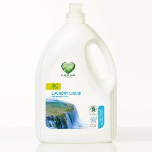 Flüssiges Waschmittel Empfindliche Haut Hypo-Allergen (3 Liter)