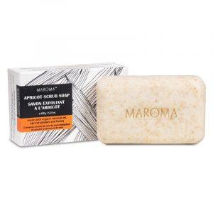 Maroma Peelingseife Aprikose Fair Trade
