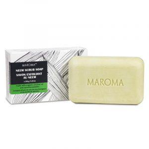 Maroma Peelingseife Neem Fair Trade