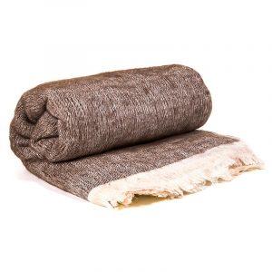 Schal aus Yakwolle