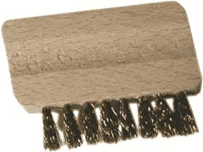 Räucher-Zubehör Reinigungsbürste