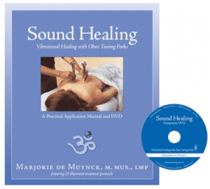 Klang-Heilung mit Stimmgabeln Buxch + DVD English