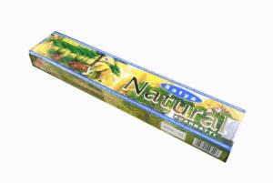 Räucherstäbchen Satya Natural(12er Packungen)