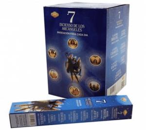 Raucherstäbchen 7 Erzengel (12 Packungen à 42 Gramm)