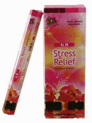 Raucherstäbchen Stress Relief (6 Packungen)