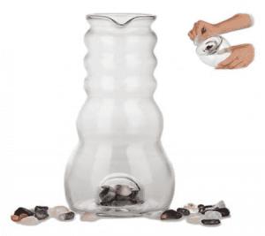 Vitalwasserkrug Cadus für Edelsteine
