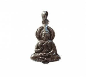 Buddha-Anhänger - Silber