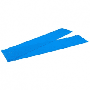 Yoga Widerstandsband blau (150 x 15 cm)