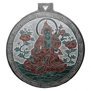 Tonschiefer Relief Grüne Tara