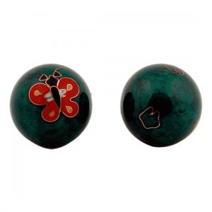 Qi Gong Kugeln Schmetterling
