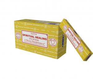 Satya Weihrauch Spiritual Healing (12 Packungen)