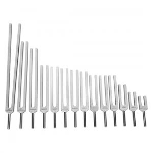 Meridian Stimmgabeln Set von 14 Stück