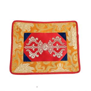Klangschalen- oder Altartuch - Dorje - Brokat