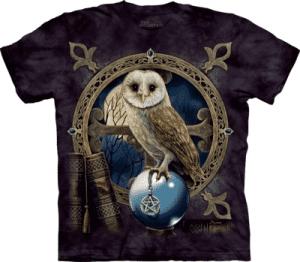 T-Shirt Mountain Artwear (Größe S, schwarz)