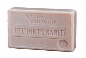 Natürliche Marseille Seife mit Shea Butter