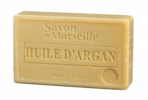 Natürliche Marseille Seife mit Arganöl