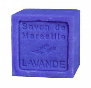 Natürliche Marseille Seife Lavendel Lavendel