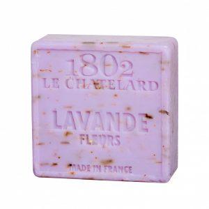 Natürliche Marseille Seife Lavendelblüte