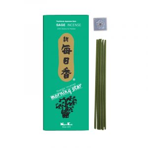 Morning Star Incense Star Salbei