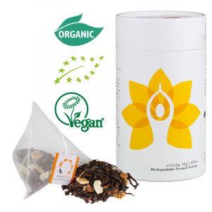 Solaris Kräutertee Sakralchakra (Biologisch, Vegan und Koffeinfrei)