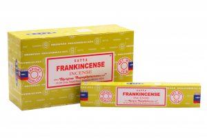 Räucherstäbchen Satya Frankincense (12 Packungen)