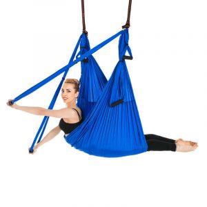 Yoga-Schaukel Blau