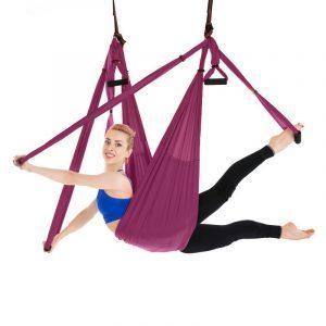 Yoga Swing - lila