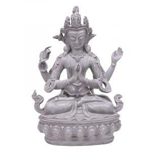 Buddha des Mitgefühls Chenresig - 24 cm