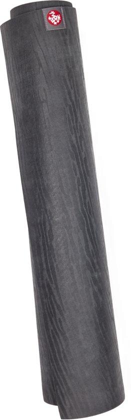 Manduka eKO Yogamatte Gummi Charcoal - 5 mm – Zwart – 180 x 61 cm