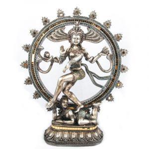 Shiva Nataraj - 'Herr des Tanzes' (34 cm)