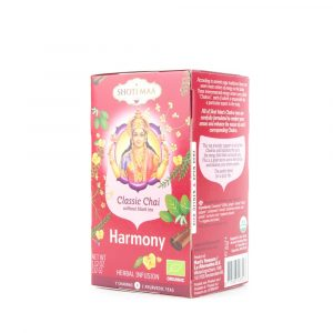 Shoti Maa Harmony Chai Tee (Biologisch, Vegan und Koffeinfrei)