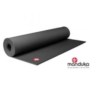 Manduka PRO Yoga Matte - 216 cm - Schwarz
