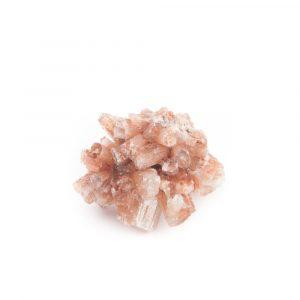 Roher Edelstein Aragonit-Rose 3-4 cm (ca. 20 Gramm)