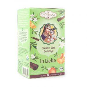 Shoti Maa Loving Kräutertee (Biologisch, Vegan und Koffeinfrei)
