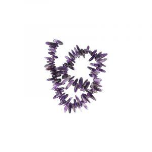 Edelstein Perlen-Strang Amethyst (15 - 20 mm)