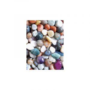 Trommelsteine Brasilien Mix XL (40-60 mm) - 200 Gramm