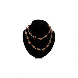 Karneol Halskette