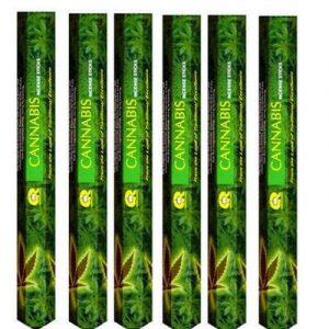 GR Weihrauch Cannabis (6 Packungen)