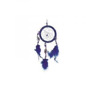 Traumfänger Dunkelblaue Muscheln (5 cm)