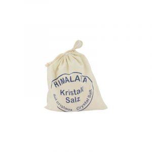 Feines Salz im Baumwollbeutel (1 kg)