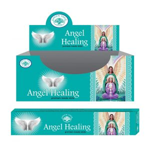 Green Tree Weihrauch Angel Healing Masala (12er Pack)