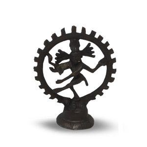 Statue Shiva Nataraj Bronze - 10 cm