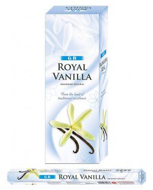 GR Weihrauch Royal Vanilla (6 Packungen)