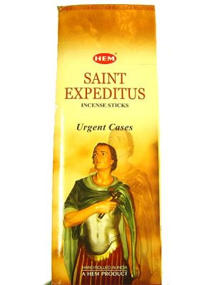 Hem Weihrauch Saint Expeditius (6er Pack)
