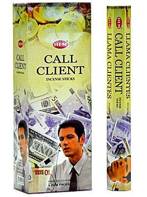 HEM Weihrauch Call Clients (6 Pakete)