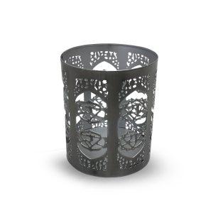 7 Chakra Kerzenhalter (11 cm)